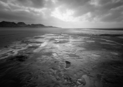 Ties to the Land XII : Footprints in Time, Formby Beach
