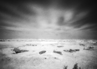 Arbor Low, Peak District, Infra Red Pinhole