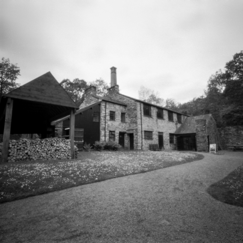 Ties to the Land XXIII : Stott Park Bobbin Mill, Lake District