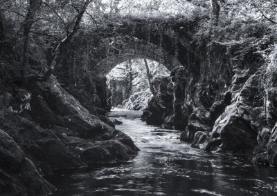 Roman Bridge, near Betws-y-Coed, North Wales alastair ross landscape photography