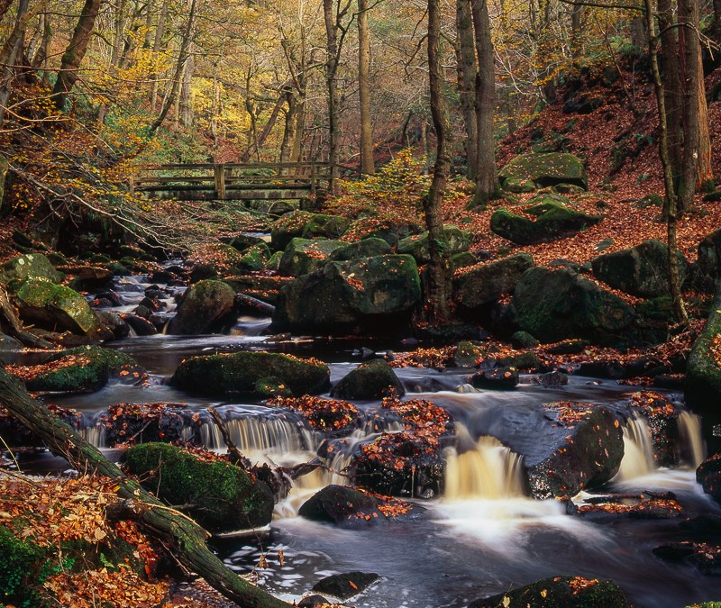 How to get to Padley Gorge