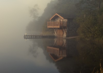 Duke of Portland's Boat House, Ullswater, Lake District landscape photography