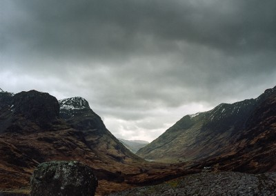 scottish landscape photography from glencoe
