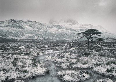 Slioch, Loch Maree, Torridon, scottish landscape photography