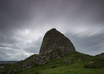 Dun Carloway Broch, Isle of Lewis, Outer Hebrides, hebrides landscape photography