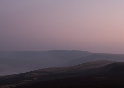 Across to Stanage from Over Owler Tor, peak district landscape photography