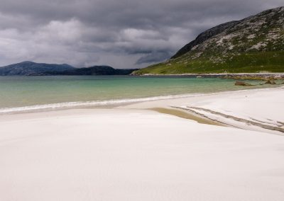 Incoming Weather, Loch Crabhadail, Isle of Harris, outher hebrides landscape photographer, outer hebrides landscape photography
