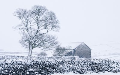 Winter in the Peak District