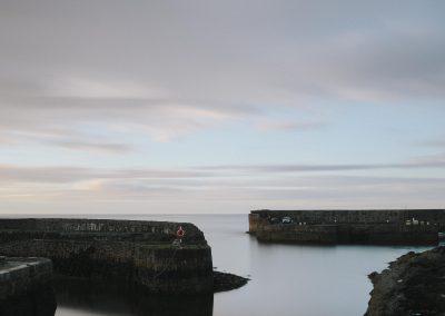 Portsoy Harbours, Portsoy, Aberdeenshire, scottish landscape photography, seascapes, scottish seascapes