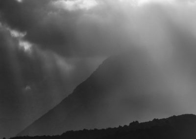 Abruzzo, Italy, landscape photography, black and white, italian landscape photography