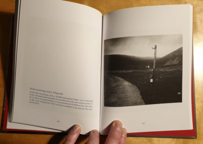 Alex Boyd - St Kilda the Silent Islands, photo book, photography, book