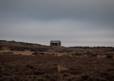 Stanage Shooting Shelter, Peak District , peak district landscape photography, peak district landscape, peak district landscape photographer