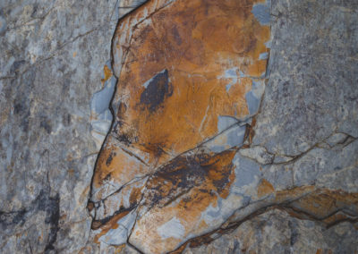 Head, near Prothscatho, Cornwall, rock abstract, initmate landscape, landscape, photography