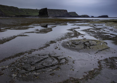 Saltwick Bay and Black Nab, North Yorkshire, yorkshire landscape photographer, yorkshire landscape photography